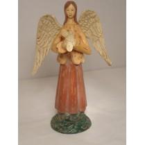 Engel med fugle