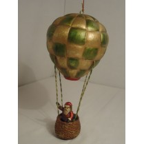 Ballon med julemand