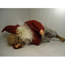 Julemand sover