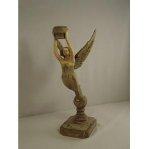 """Engel lysestage """"Galeons figur"""""""